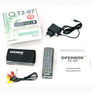 Эфирный ресивер Openbox T2-07