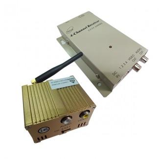 Видеосендер для аналоговых видеокамер
