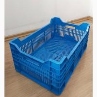 Харчові господарські пластикові ящики для м#039;яса молока риби ягід овочів у Житомирі купити