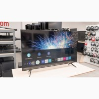 55-Inch Crystal Screen 4K Ultra HD Smart TV With Built In Receiver UA55TU7000 Black SEALED