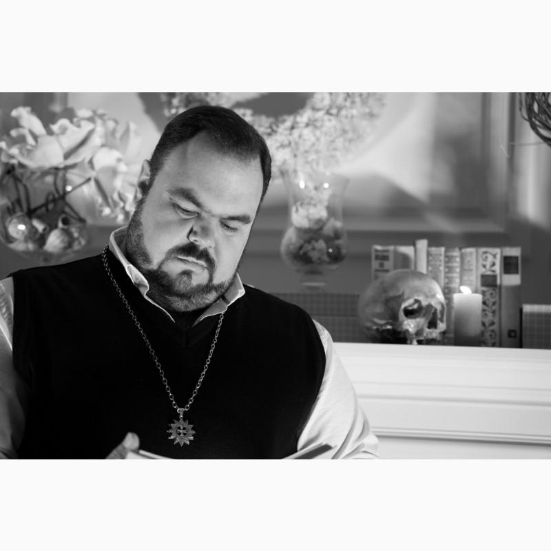Фото 6. Магическая помощь экстрасенса Сергея Кобзаря Киев. Снятие негатива Киев. Приворот