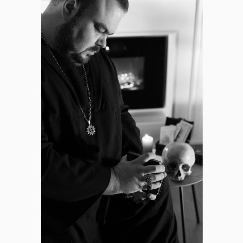 Фото 7. Магическая помощь экстрасенса Сергея Кобзаря Киев. Снятие негатива Киев. Приворот