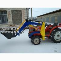 Навантажувач кун на мини трактор