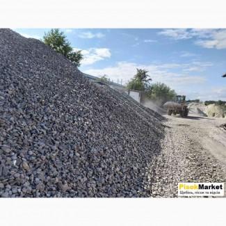 Будівельні матеріали Торчин пісок щебінь відсів