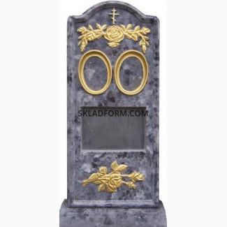 Формы для памятников из АБС 5
