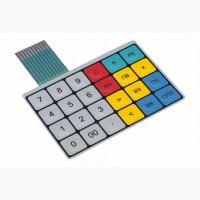 Изготовление (ремонт) мембранной, пленочной клавиатуры и приборных панелей