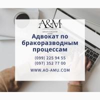 Адвокат по бракоразводным процессам Харьков