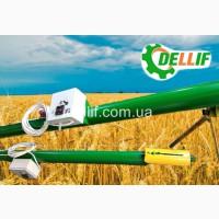Погрузчик зерновой шнековый 6 м (220 В) Деллиф