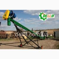 Транспортер шнековый зерновой Деллиф