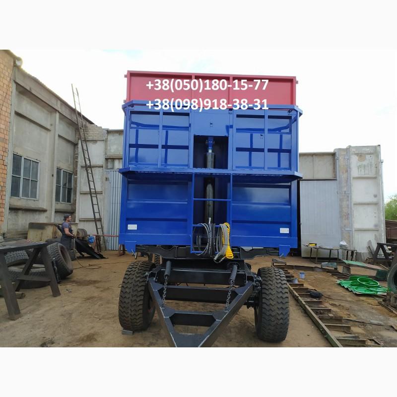 Фото 10. Прицеп тракторный, прицеп на трактор 3ПТС-12 (НТС-20)