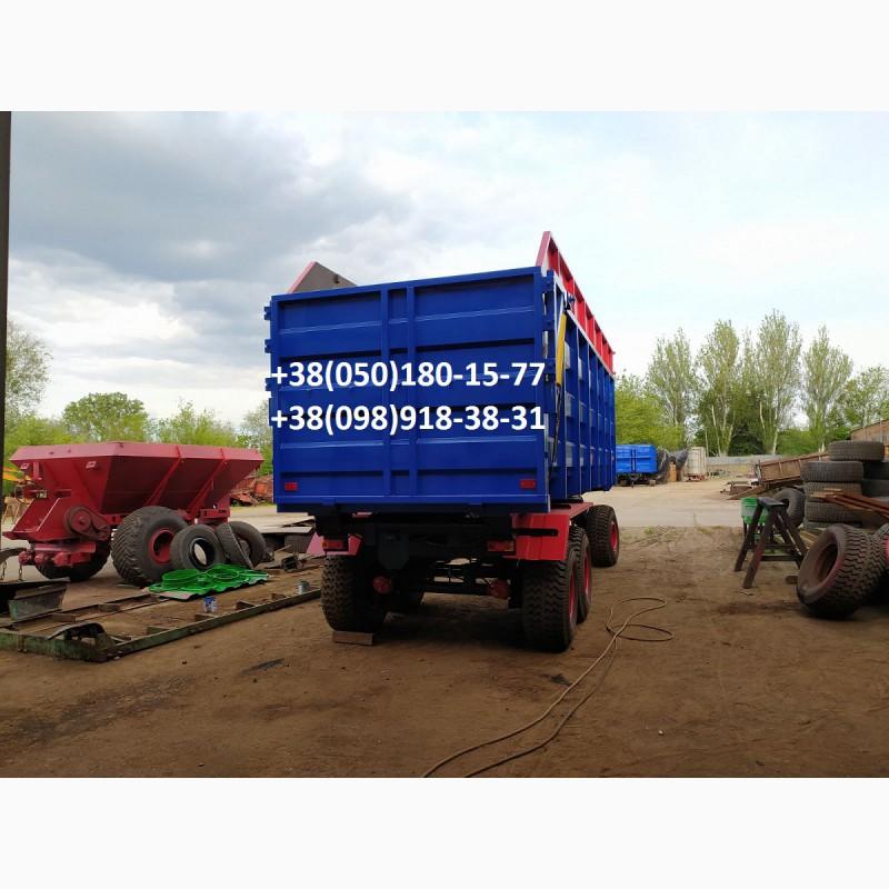 Фото 12. Прицеп тракторный, прицеп на трактор 3ПТС-12 (НТС-20)