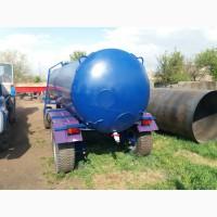 Бочка на колесах для воды, Мжт 16, 16 кубов. Новая