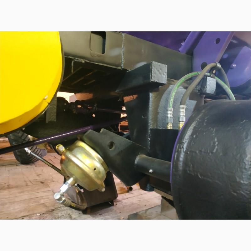 Фото 5. Разбрасыватель минеральных удобрений МВУ-6. Запчасти