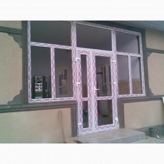 Окна, двери киев, балконы, перегородки, роллеты, москитные сетки