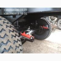 Прицеп тракторный НТС -12 с гидравлическим стояночным тормозом