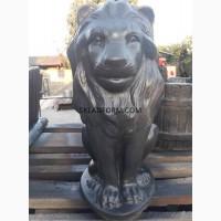 Форма для производства бетонного Льва